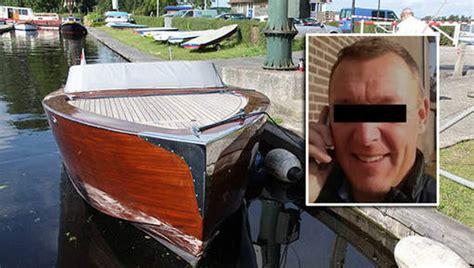 boot op de zaak kopen bestuurder speedboot eerder betrokken bij gruwelijke zaak