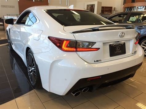 rcf lexus white 2015 lexus rcf ultra white with the up lexus rcf