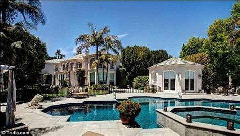 Fish Chandelier Martin Lawrence Puts Beverly Hills Mansion On The Market A