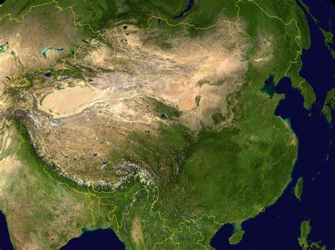 best satellite maps china satelliten karte