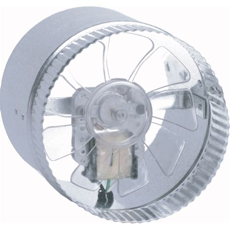 6 inch duct fan lowes shop suncourt inductor in line duct fan 6 in dia