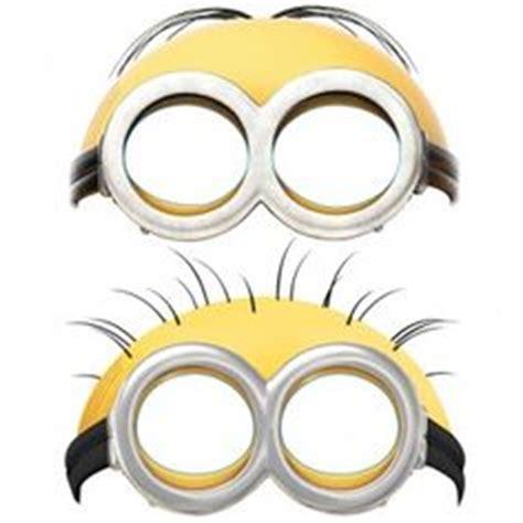 minion mask template minion favors minion mask minion birthday by