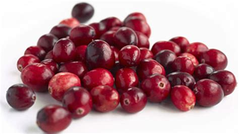 what can you make with fresh cranberries health