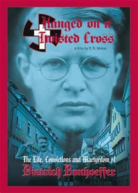 hitler biography dvd hanged on a twisted cross dietrich bonhoeffer vision