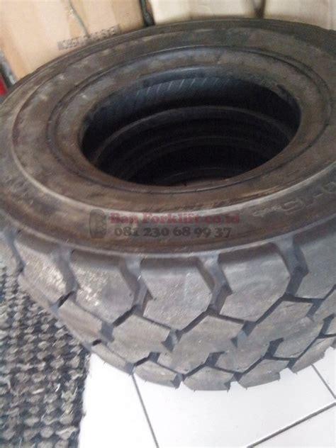 Ban Forklift Pneumatichidup Ukuran 500 8 ban forklift deestone