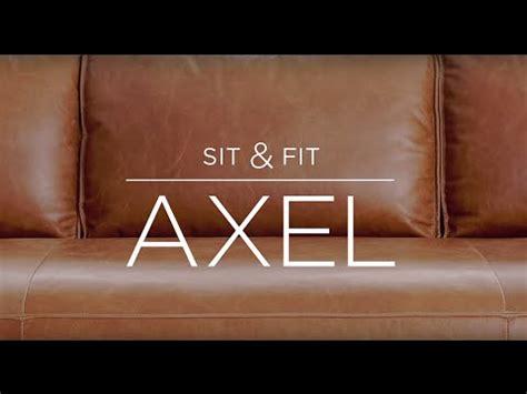 elm axel sofa review elm axel leather sofa reviews thecreativescientist com