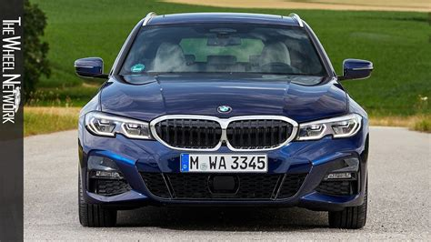 bmw  series touring tanzanite blue exterior