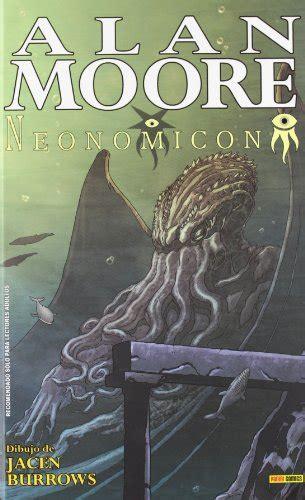 libro alan moore neonomicon hardcover leer libro neonomicon descargar libroslandia