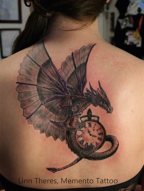 steam punk tattoos steunk by mythos on deviantart