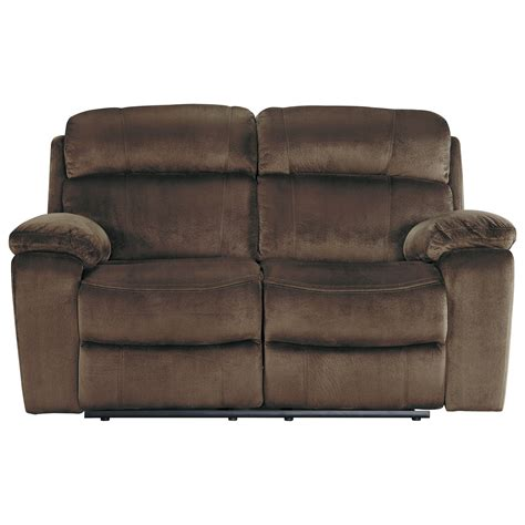 power reclining sofa with adjustable headrest signature design by ashley uhland 6480314 contemporary