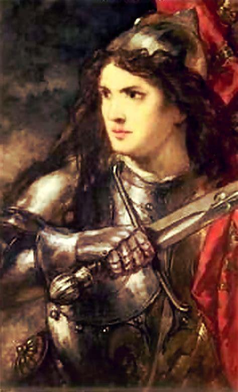 was joan of arc blonde joan of arc epic rap battles of history wiki
