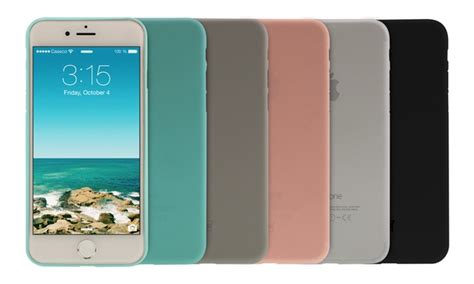 up to 35 on caseco slim skin iphone cases groupon goods