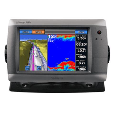 garmin boat depth finder garmin gpsmap 720s gps chartplotter w sounder fish depth