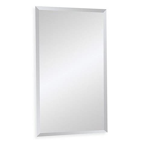 bed bath beyond mirrors buy ren wil all glass mirror from bed bath beyond