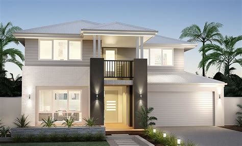 Two Storey House Floor Plan bayside 39 home design clarendon homes