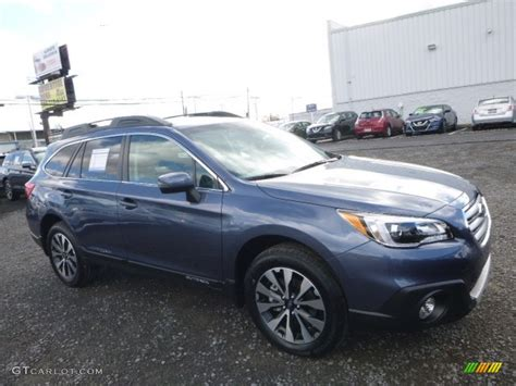 2017 subaru outback 2 5i limited colors 2017 twilight blue metallic subaru outback 2 5i limited