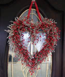 Lovely valentine s day wreath ideas decor advisor