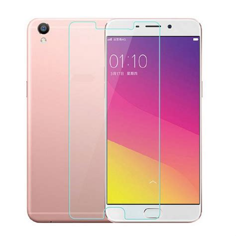 Oppo F1 Plus R9 Nillkin 9h Tempered Glass Anti Gores Kaca Protector 9h tempered glass for oppo r9 plus transparent free shipping dealextreme