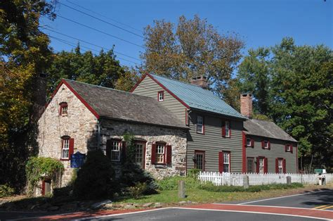 Mercer County Nj Records File Harbourton Historic District Mercer County Nj Jpg Wikimedia Commons