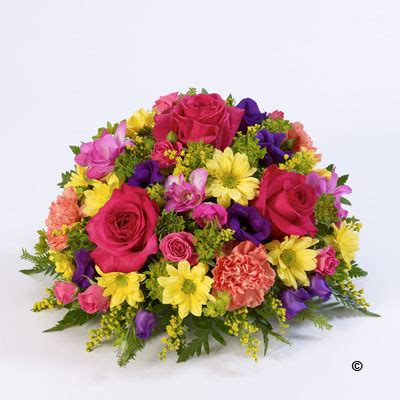 Empty Vase Florist Funeral Posies Fsd Florists Same Day Flower Delivery