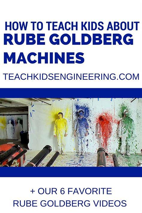 fun lol to teach machines how to learn more efficiently 25 b 228 sta rube goldberg id 233 erna p 229 stem challenges naturvetenskap och