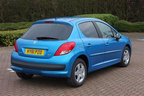 peugeot 207 verve review peugeot 207 hatchback review 2006 2012 parkers