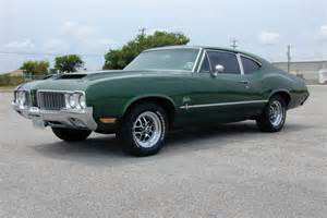 1970 OLDSMOBILE CUTLASS SPORTS COUPE - 21050
