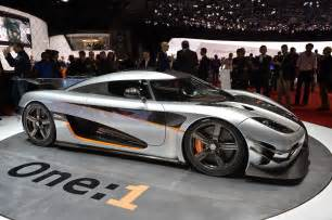 One Cars Koenigsegg Agera One 1 Geneva 2014 Photo Gallery Autoblog