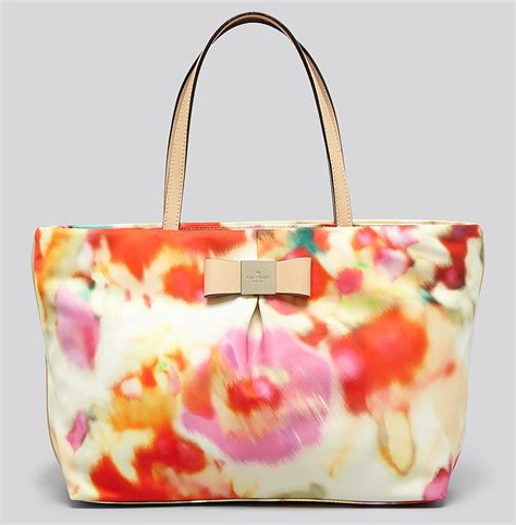 Purse Deal Kate Spade Cannes Flower Adelaide Purse by 5 500 Floral Bags Page 2 Of 6 Purseblog
