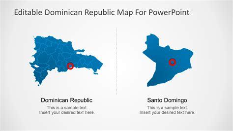 republic map republic powerpoint map slidemodel