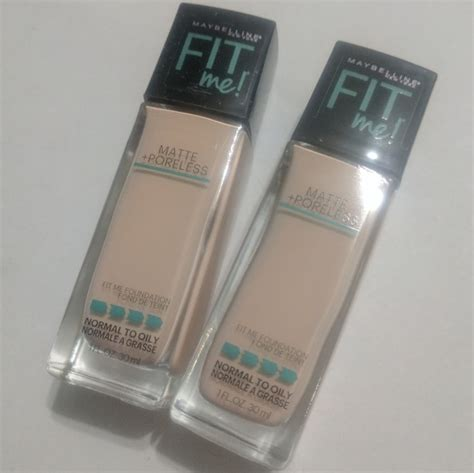 Maybelline Fit Me Set 50 maybelline other set of maybelline fit me foundation 112 from s closet on poshmark
