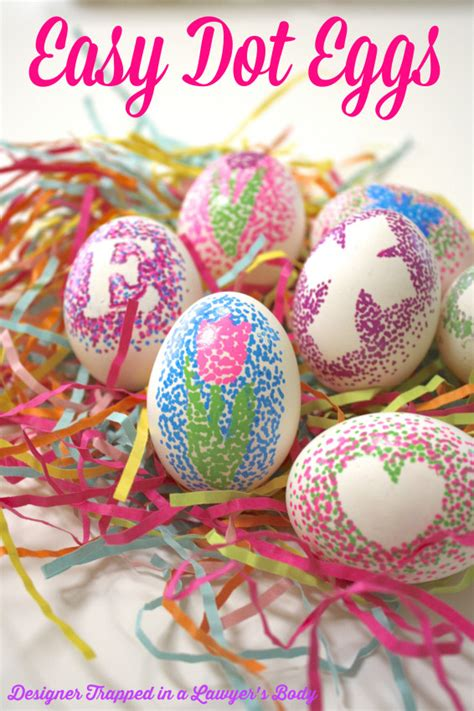 decorate easter eggs 25 ways to decorate easter eggs