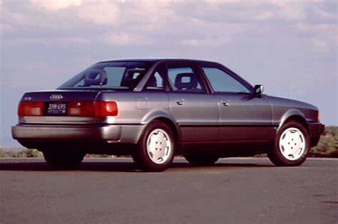 1993 audi 90 s 1993 98 audi 90 cabriolet consumer guide auto