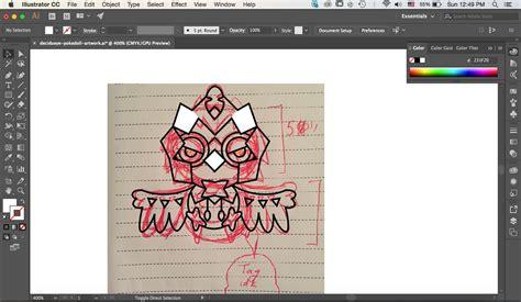 embroidery business card template illustrator decidueye mock pokedoll design on risd portfolios