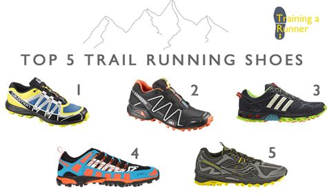 best running trail shoes winter running top 5 best trail running shoes for