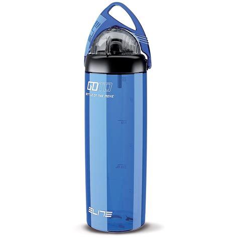New Tritan 2 Blue Botol Infused Water Bpa Free elite goto tritan 174 water bottle bpa free 700ml save 72