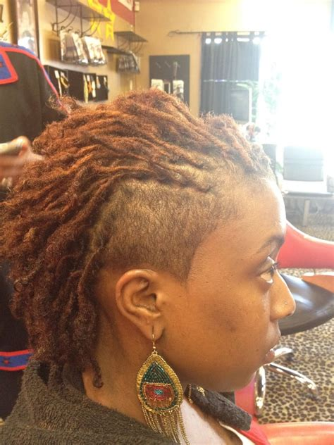shaved dreadlock styles locs with shaved sides yelp
