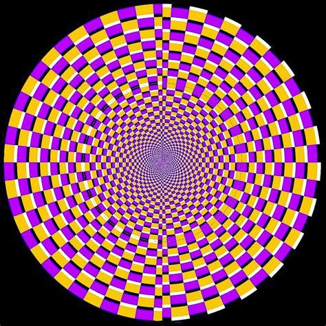 moving image optical illusion moving cobweb digital by sumit