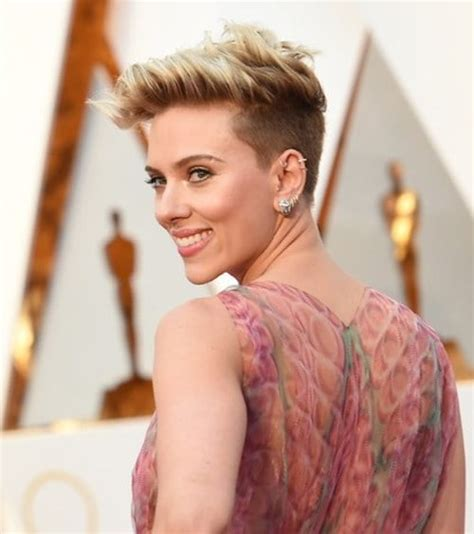 scarlettjohanssonhaircut at the oscars 58 scarlett johansson hairstyles haircuts you ll love 2017