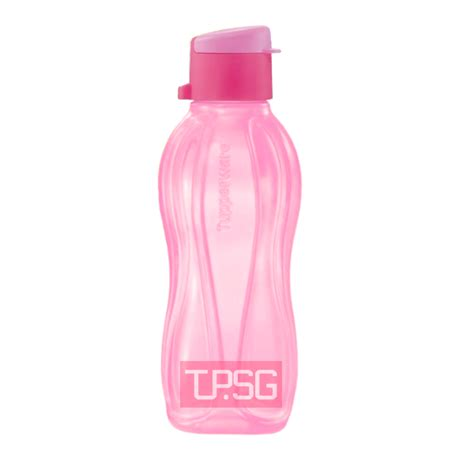 Tupperware Eco 310ml eco bottle 310ml flip top lid tupperware singapore
