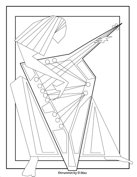 Abstract Coloring Pages S Mac S Place To Be Modern Coloring Pages