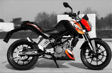 Ktm Duke Bike Ktm 125 Duke Pp Bike Photos