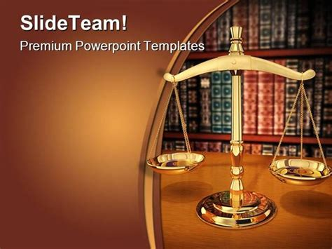 scales of justice law powerpoint templates and powerpoint