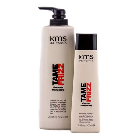 products for taming gray hair kms california tame frizz shoo smoothing frizz control