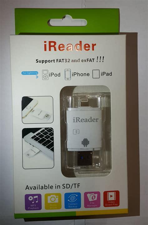 Otg Untuk Iphone otg card reader untuk iphone transfer data jadi lebih praktis tokokomputer007