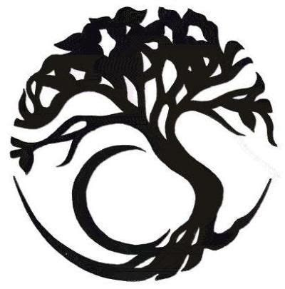 tribal tree of life tattoo http www intattoo tribal flower flower circled tree