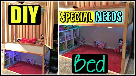 bunk beds under 300 diy special needs bed under 300 my crafts and diy projects
