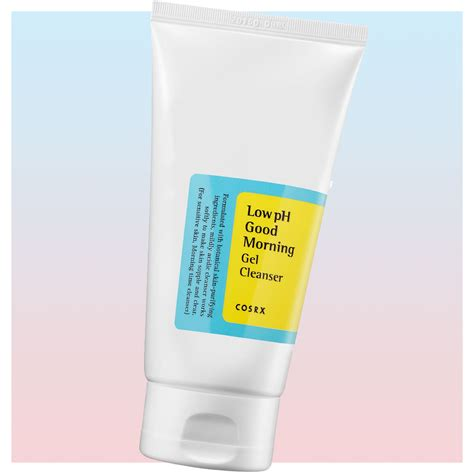 review cosrx  ph good morning gel cleanser