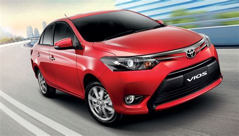 Toyota Toyota Toyota Vios Specs 2013 2014 2015 2016 2017