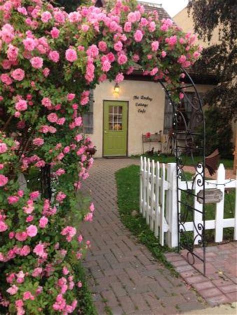 Amboy Cottage Cafe by Entrance Picture Of Amboy Cottage Cafe Amboy Tripadvisor